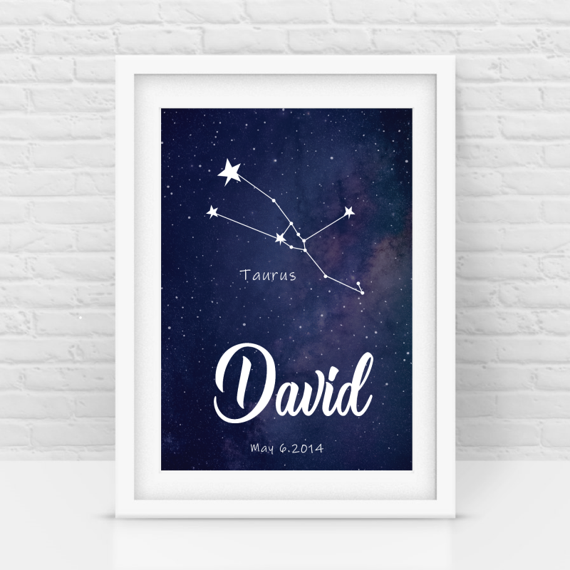 Horoscope collection Taurus